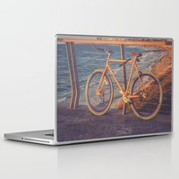 conan Laptop & iPad Skins featuring The Bike by Sharon RG Photography