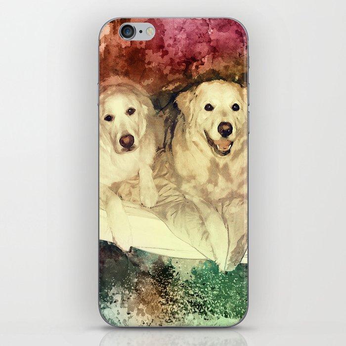 Bryn & Bailey iPhone Skin