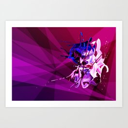 Insoluble ACT II Art Print