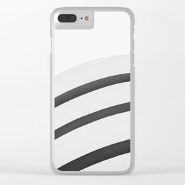 New York Guggenheim Clear iPhone Case