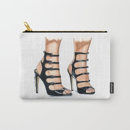 Strappy Heels Carry-All Pouch