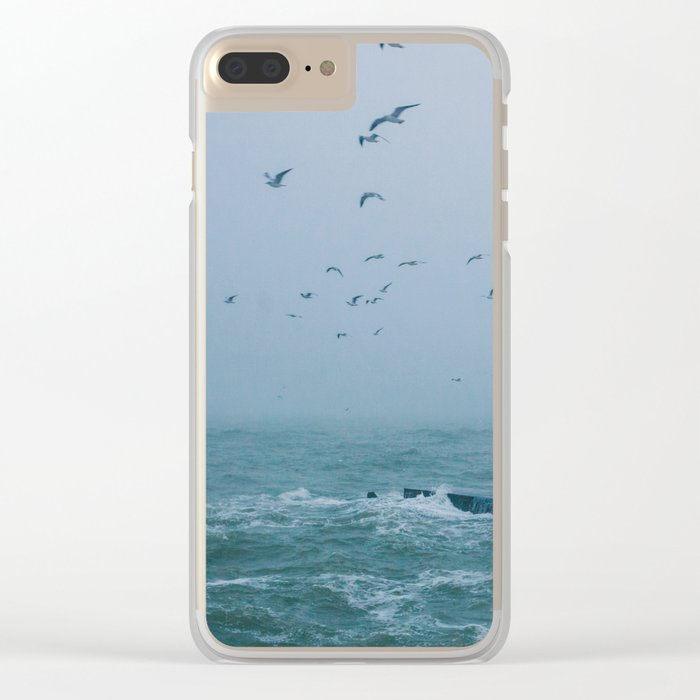 Hey, storm Clear iPhone Case