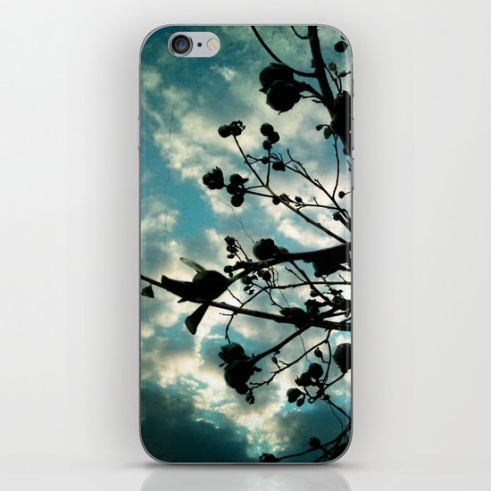 Buds and Branches iPhone & iPod Skin
