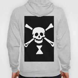 Emanuel Wynne Pirate Flag Jolly Roger Hoody