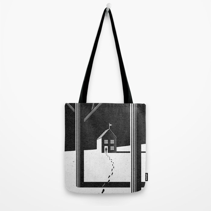 Walking Home/Deposit NY Tote Bag