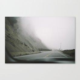 Highway 1, (3) Canvas Print