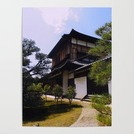 Nijo Castle Poster