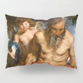 "Anthony van Dyck ""Saint Jerome"" Pillow Sham"