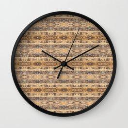 Marfa Desert Wall Clock