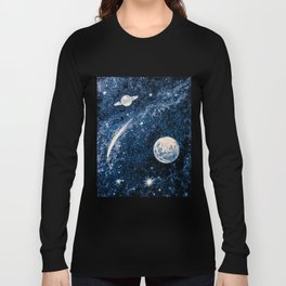 And Beyond Long Sleeve T-shirt