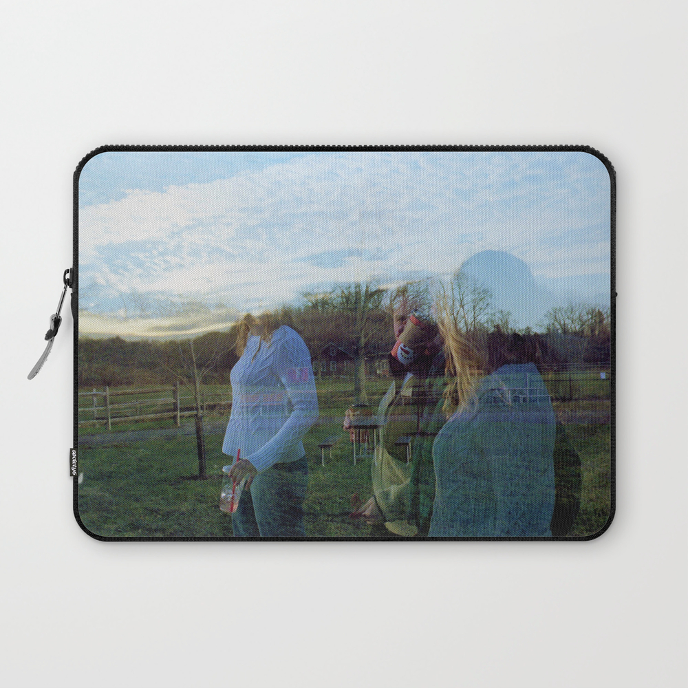 Shadow People Laptop Sleeve LSV8499287