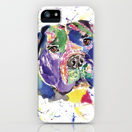 Bull Mastiff iPhone Case