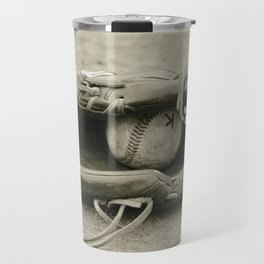 First Love 3 in Sepia Travel Mug