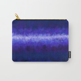 Blue Energy Abstract Carry-All Pouch