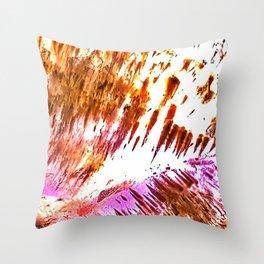 Melody Stone Throw Pillow