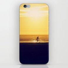 Enjoy the Ride iPhone & iPod Skin
