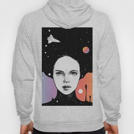 If You Were My Universe Hoody