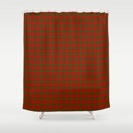 Comyn Tartan Shower Curtain