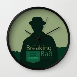Breaking Bad season finale Wall Clock