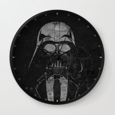 Darth Vader Gentleman Wall Clock