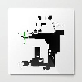 Panda Chow 2014 Metal Print