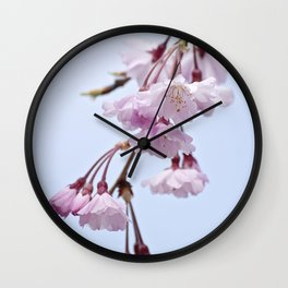 pink ladies. Wall Clock