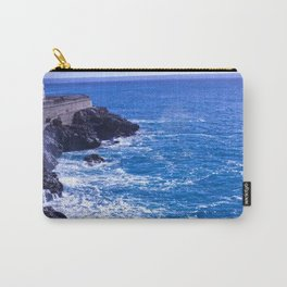 Mediterranean Shore Carry-All Pouch