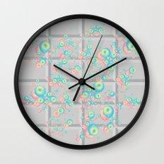 Push Button v.2 Wall Clock