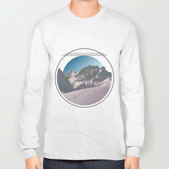 Climbing the Mountain Long Sleeve T-shirt