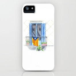 Girona iPhone Case