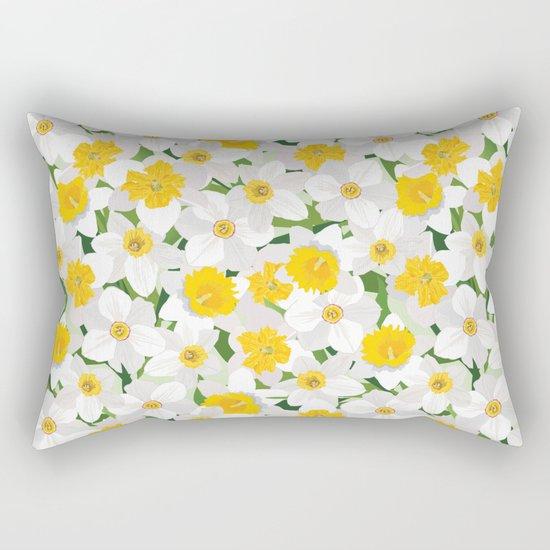 Spring in the air #4 Rectangular Pillow