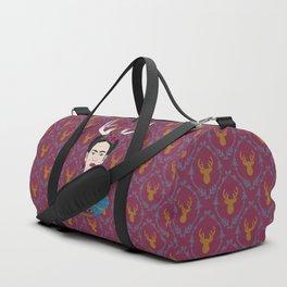 DEER FRIDA Duffle Bag