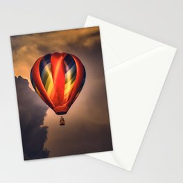 Drifting Among The Clouds Stationery Cards