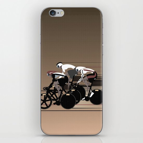 Velodrome iPhone & iPod Skin