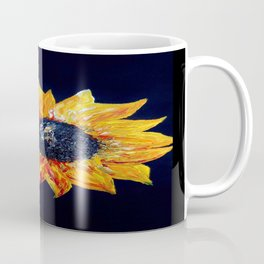 Sunflower Outburst Coffee Mug