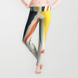 Rainbow ray Leggings
