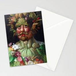 Giuseppe Arcimboldo Vertumnus Stationery Cards