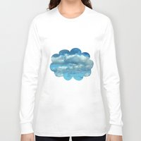 german Long Sleeve T-shirts featuring German clouds by LoRo  Art & Pictures