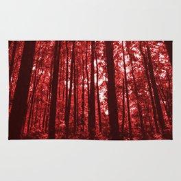 Shenandoah Red Rug