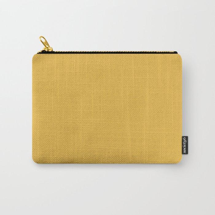 Bearded Iris Planeur ~ Golden Sunshine Carry-All Pouch