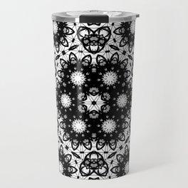 Atomic Mandala Travel Mug