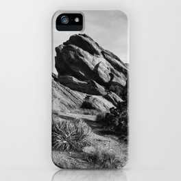 Vasquez Rocks iPhone Case