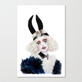 Sexy Bunny Canvas Print