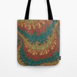 Fractal Layers Tote Bag