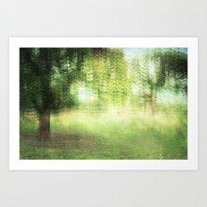 weatherstill 02 Art Print