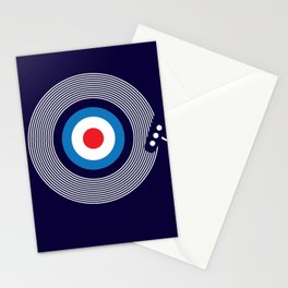 Modernist Kind Of People Stationery Cards