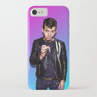 alex turner iPhone & iPod Cases featuring Alex Turner! by Trash Boat