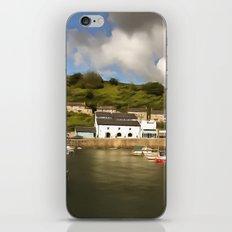 Porthleven Cornwall iPhone & iPod Skin