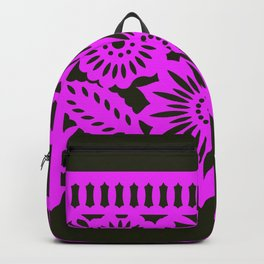 Papel Picdo - Pink + Black Backpack