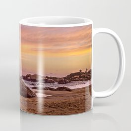 Sunset over Sri Lanka Coffee Mug